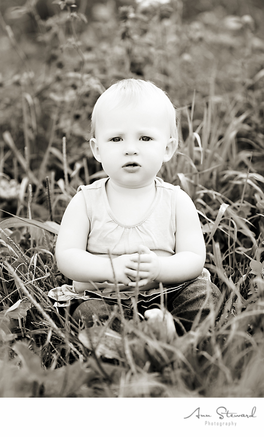 Davenport Children's Photography, Iowa Children's Photography
