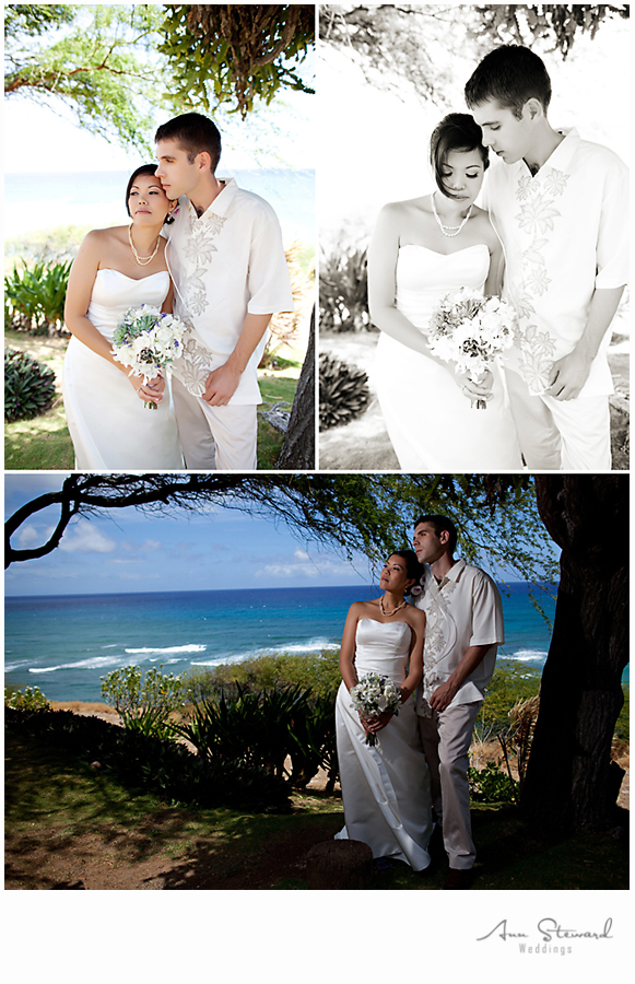 Iowa Hawaii Wedding Photographers