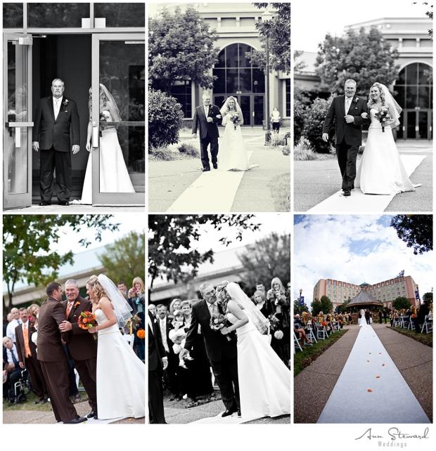 Iowa Davenport Bettendorf Quad Cities Wedding Photography