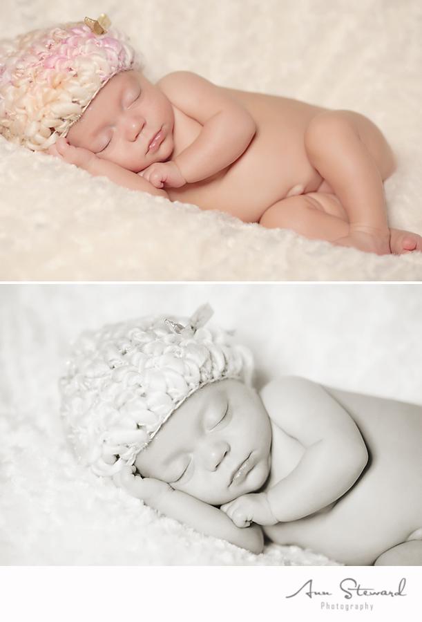 Davenport newborn photographer