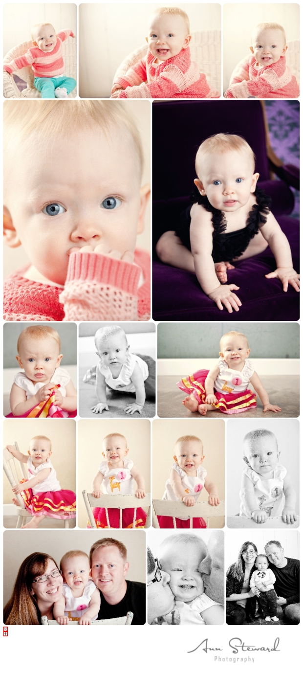 Quad City Baby Photographer
